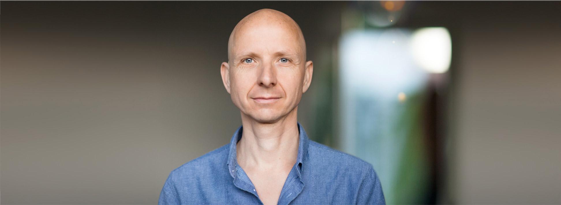 Ralf Hiemisch unterichtet Alexandertechnik in Berlin