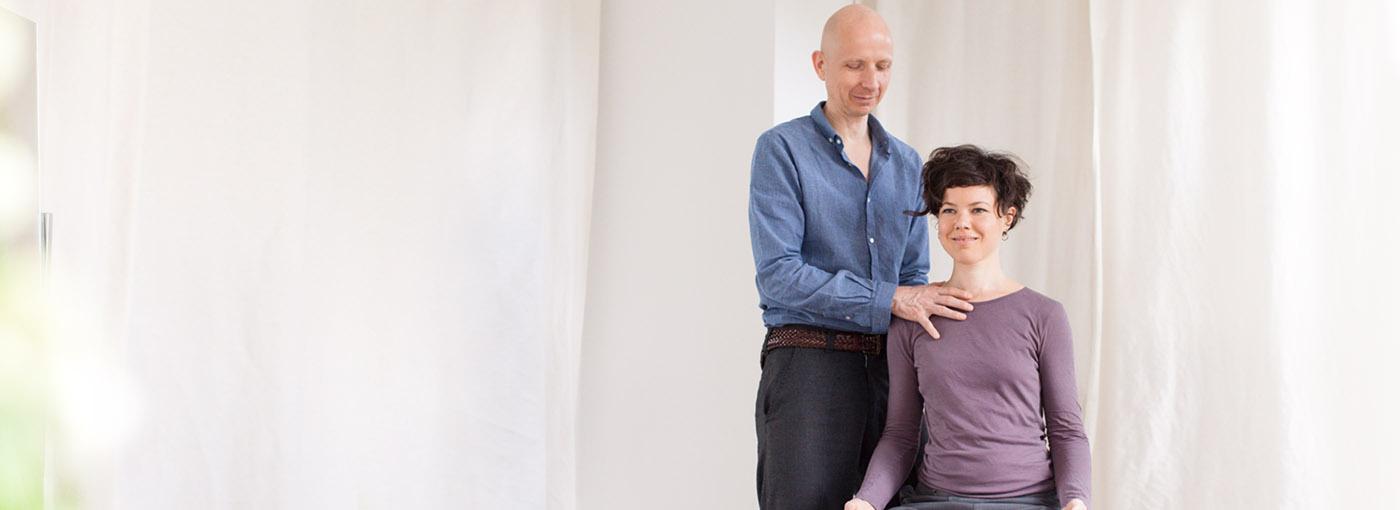 Alexandertechnik in Berlin mit Ralf Hiemisch